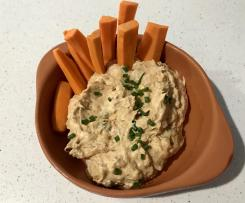 Creamy tuna dip