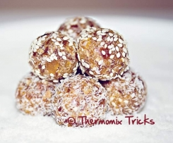 4 Ingredient Fruit Balls - Gluten & Nut Free