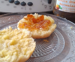 Simplest Yet Thermomix English Muffins