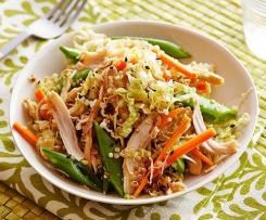 Asian Chicken and Quinoa Salad