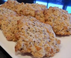 CCC Cookies - Cornflake, Chia and Choc (Fructose Friendly)
