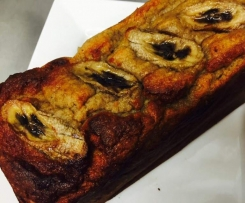 Paleo Banana Bread (adapted from Pete Evans recipe)