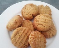 Granny's Ginger Biscuits