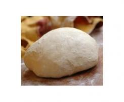 Perfect Pizza Dough - one serving