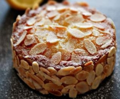 Fresh Lime Almond Torte