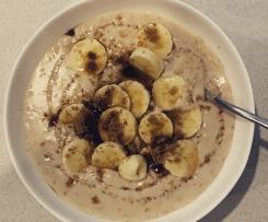 Brown Sugar & Banana Porridge