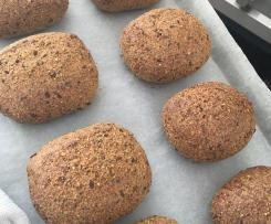 Masala Grain Free, Gluten Free, Paleo Bread Rolls