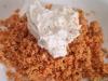 Raw Carrot Cake Breakfast