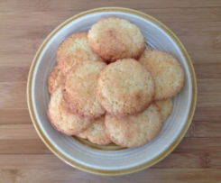 Coconut and Pineapple Biscuits