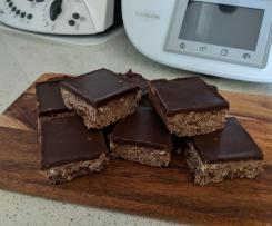 Chocolate Chews (Weetbix Slice)