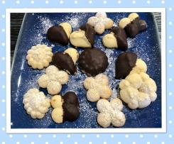 Heidi's German Spritz Cookies