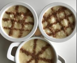 Arroz Doce - Portuguese rice pudding