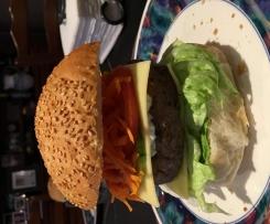 Lamb Burgers