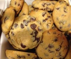 Jess' Choc Chip Cookies