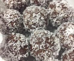 Chocolate Weetbix Bliss Balls