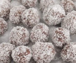 Truffles with Weetbix