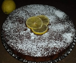 Lemon ( or Lime ) delicious cake