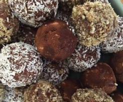 Cacao & Dandelion Truffles
