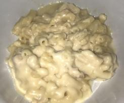 Creamy chicken pasta / Mac