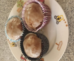 Cinnamon Ginger Cup Cakes