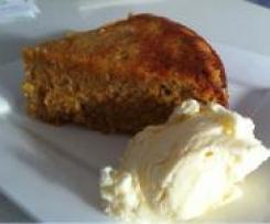 No boil easy whole orange and almond cake