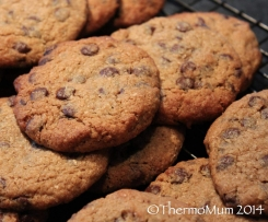 Claire's Choc Chip Cookies