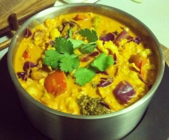Easiest Yummy Vegetable Curry