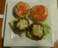 Herb and Lamb Burgers