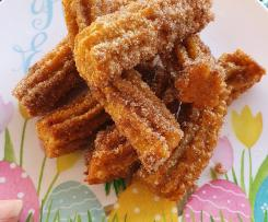 Disneyland churros recipe conversion