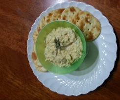 Tuna and corn Dip