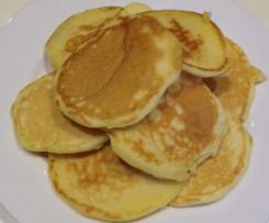 Fluffiest Gluten Free Pikelets