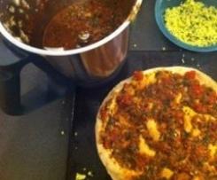 Easy Pizza Sauce