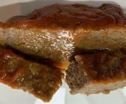 Mum T's meatloaf