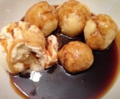 Golden Syrup and Ginger Dumplings