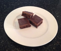 Nut-free Raw Choc-mint Brownies