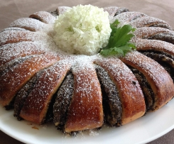 Hungarian Poppy Seed Cake