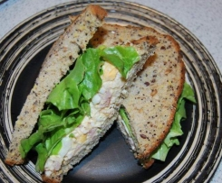 Chicken Caesar Sandwich Spread