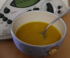 Pumpkin Soup Low-FODMAP
