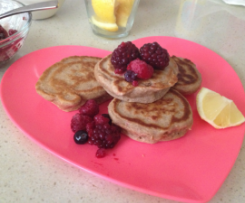 Buckwheat and Spelt Pancakes