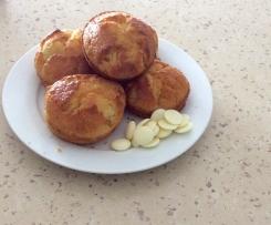 White Chocolate Chip Muffins