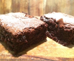 Cupid's Slice of Love (Grain free, Dairy Free Chocolate Brownie)