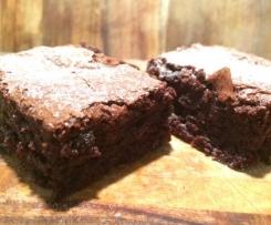 Cupid's Slice of Love (Grain free, Dairy Free Chocolate Brownie)