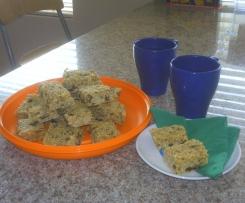 Low Gi, Low Gluten & No nuts Museli Bar