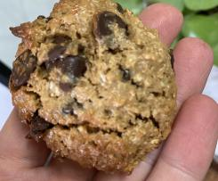 Peanutbutter choc chip cookie