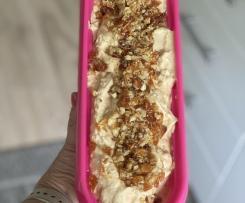 Crunchy Caramel and Walnut Ice Cream