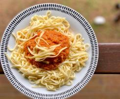 Creamy Tuna Tomato & Pasta