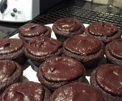 Berry Nice Brownies
