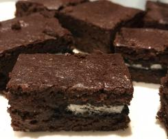 Oreo Brownie (vegan)