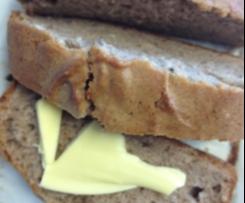 Simple No Nut Banana Bread