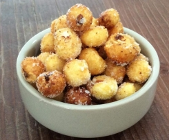 Honey Chilli Corn Puffs